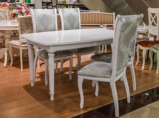 стол Италия-2 стул Лидия