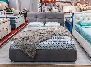кровать паола, матрас матрамакс 3