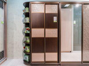шкаф K 2.1 Венге