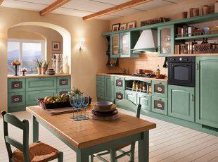 кухня Madeleine Basic
