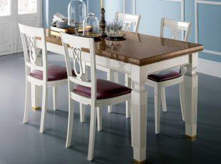стол и стулья Baccarat