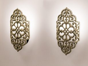 Лампа Byzantium Wall Sconce - Gold
