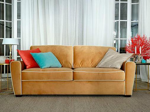 Прямой диван-кровать «ДЖЕРСИ»