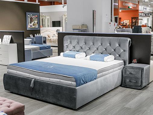 Кровать Лувр