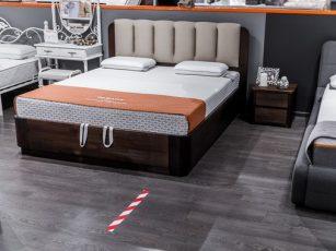 Кровать Wood Home 2 с ПМ